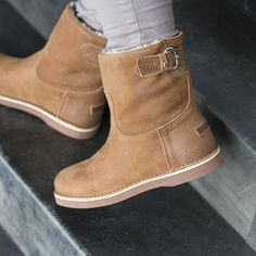 Trendy look with these comfy shabbies --> http://omoda.nu/Shabbies-Ankle-Boots