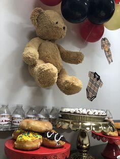 Burberry, Teddy Bear, Baby Shower, Toys, Birthday, Manualidades, Babyshower, Activity Toys, Birthdays
