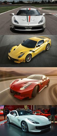 350 Special Edition Cars Will be Introduced to Celebrate Ferrari's 70th Anniversary