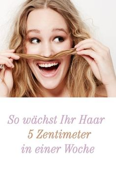 The trick is to make hair grow 5 centimeters in just one week - Tipps, Tricks und Hacks - Cheveux Make Hair Grow, How To Make Hair, Beauty Hacks Every Girl Should Know, Beauty Care, Hair Beauty, Diy Beauté, Oily Hair, Natural Beauty Tips, Natural Hair