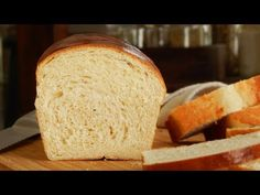 Pan de Molde Casero | Receta simple y deliciosa! - CUKit! - YouTube Challah Bread Machine Recipe, Milk Bread Recipe, Bread Machine Recipes, Bread Recipes, Baking Recipes, Cake Recipes, Salty Foods, Pan Bread, Bakery