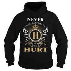 HURT T-Shirts, Hoodies. Get It Now ==> https://www.sunfrog.com/LifeStyle/HURT-116085471-Black-Hoodie.html?id=41382
