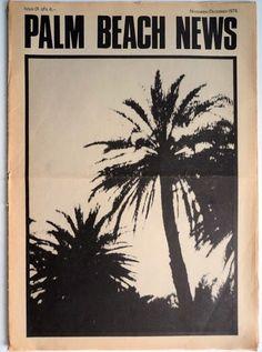 PALM BEACH NEWS