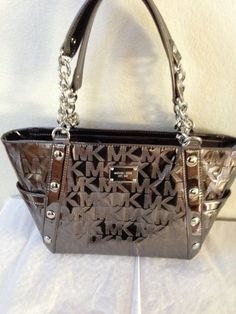 Michael Kors Bag Metallic
