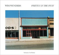 wim wenders book - Google Search