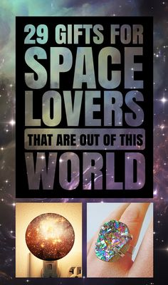 29 Gifts For Space Lovers That Are Out Of This World