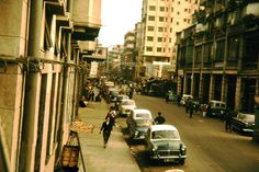 All sizes | 1960s Unknown streetscene in HK | Flickr - Photo Sharing!