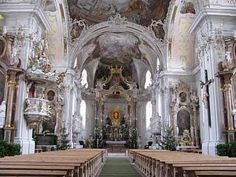 Wilten Basilica - Innsbruck, Austria