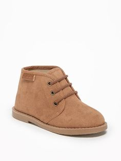 Old Navy Sueded Desert Boots for Toddler Boys Toddler Boy Shoes, Toddler Boy Fashion, Little Boy Fashion, Toddler Boy Outfits, Baby Outfits, Boys Christmas Outfits, Cute Fall Outfits, Boys Winter Clothes, Babies Clothes