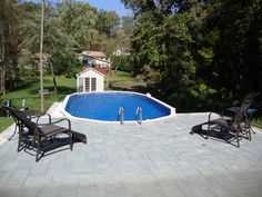 25 Best Semi Inground Pools Images Semi Inground Pools