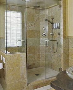 Huge shower