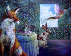 Artodyssey: Wendy Vaughan