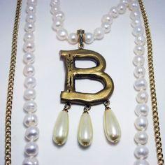 Deluxe Anne Boleyn necklace by duchessa