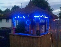 Another view of the TikiBar