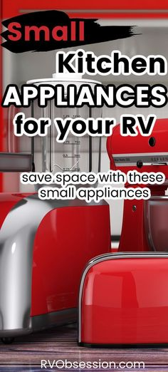 Kitchen Small, Small Kitchen Appliances, Build A Camper, Small Rv, Rv Hacks, Camping Trailers, Campers, Recipes, Little Kitchen