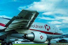 Aereounion Airbus A-300 | Flickr: Intercambio de fotos