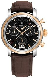 #Jewelry Bulova Accutron Amerigo Men's Quartz Watch 65C109
