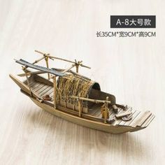 Chinese Boat, Model Ship Building, Ancient Mesopotamia, Modeling Techniques, House By The Sea, Wood Boats, Origami Design, Small Boats, Ship Art