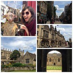 O melhor de Oxford, na Inglaterra