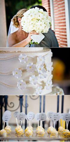 Cute cake pop idea!