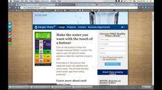 Kangen Alkaline Water Webinar 12-16-14