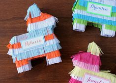 Wouldn't this be cute as a place card or table guide? I think so....especially if done in coordinating colors...
