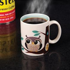 My Owl Barn: Gama Go: Rise N Shine Magic Mug