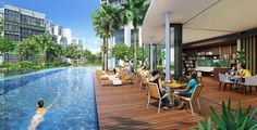 The Crest at Prince Charles Crescent is an exciting new condo by Wing Tai Asia, Singapore. Find out more - get e-brochure, prices & floor plans here! New Condo, New Launch, Prince Charles, Cheap Web Hosting, Singapore, Places To Visit, Floor Plans, Patio, Money Box