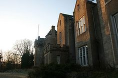 Westhall frosty day 124 (Alir147) Tags: castle heritage history architecture scotland aberdeenshire alba decay grand mansion derelict urbex bennachie westhall baronial