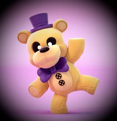 he's here he's there he's every where, who you gonna call, physic friend fredbear Five Nights At Freddy's, Animes Yandere, Fnaf Wallpapers, Good Horror Games, Fandom Games, Fnaf Characters, Fnaf Sl, Pizzeria, Freddy 's