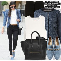 How To Wear 1508. Celebrity Style Kendall Jenner Outfit Idea 2017 - Fashion Trends Ready To Wear For Plus Size, Curvy Women Over 20, 30, 40, 50
