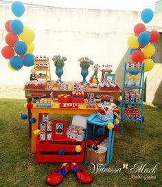 Pic Nic Circo Mai imagens e detalhes na nossa página https://www.facebook.com/wanessamarkeventos/photos/?tab=album&album_id=970495876319952