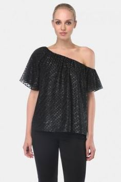 Ginger Howard Selections offers the finest in quality, classic, and fashion-forward fabrics and styles in Buckhead Atlanta. Black Blouse, Off Shoulder Blouse, Fashion Forward, The Selection, Tunics, Fabric, Shirts, Shopping, Collection