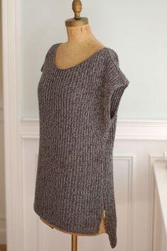 Mimic Pullover By Veronika Jobe - Free Knitted Pattern - (ravelry)