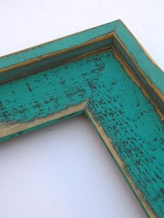 "Chunky Picture Frame 16x16 Or 16x20 ""colored Barnwood"" Or Choose ""style/color""…"