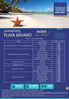 Super Oferta Cadenas 1 Playa Bávaro Septiembre y Octubre ultimo minuto - http://zocotours.com/super-oferta-cadenas-1-playa-bavaro-septiembre-y-octubre-ultimo-minuto-2/