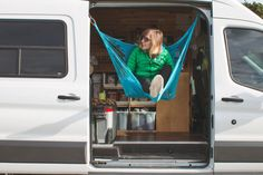 In an ideal world, every van has a hammock. Here's a 4-step plan to DIY your way into your own side door hammock paradise.