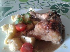 Osadnícke kura - Recept