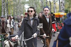 tweed ride moscow.