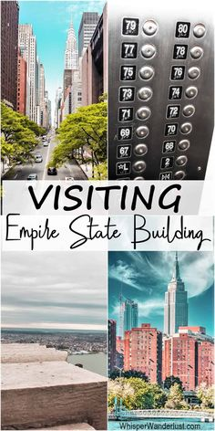 empire state building travel guide | how to visit the empire state building | empire state building address | when to visit the empire state building | empire state new york | famous building in new york | empire state manhattan Best Travel Guides, Usa Travel Guide, Budget Travel, Travel Usa, Travel Tips, New York City Travel, Mexico Travel, Best States To Visit, North America Destinations