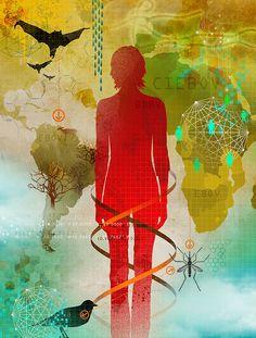 Stephanie Dalton Cowan Portfolio - Brown Medical-Disease Outbreaks/Environs / Gerald