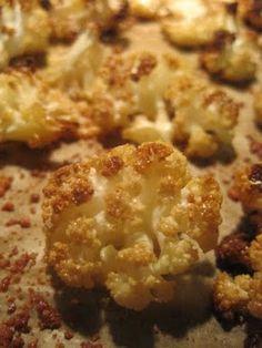 Full Belly Sisters: Cauliflower Popcorn - Scrumptious! and Kinda Sorta Tastes Like Popcorn!