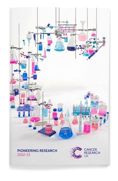 Cancer Research UK updates dots identity