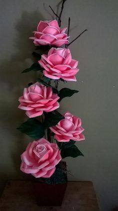 Rosas mexicanas.