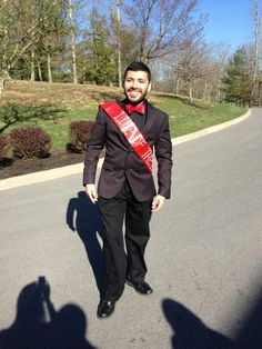 Student by day, best dancer ever by night, Elmer Orellana is well-known all over the George Mason University campus.