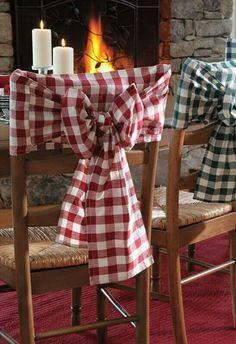 Risultati immagini per cuscini sedie cucina fai da te | Crafts ...