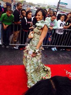 Top 10 Ghetto Prom Dresses Of 2014 Part 1