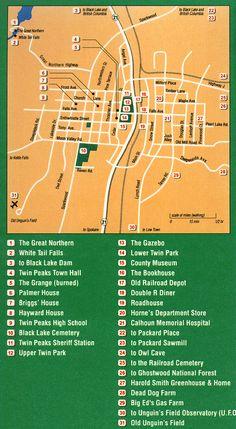 b98087a9cdb Twin Peaks Filming Locations