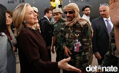 I'M NOT A WAR HAWK, WHO YOU TALKING TO?  Hillary Clinton might as well have invented the term, War Hawk. She loves war so much it makes even the Pentagon nervous.