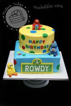 Hey Look Rowdy!!!!